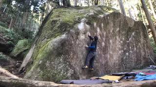 神奈川某所 野猿 身長171cm リーチ171cm.