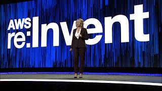 re:Invent 2017 Michelle McKenna-Doyle Shares How the NFL Can Take 'Next Gen Stats' to the Next Level