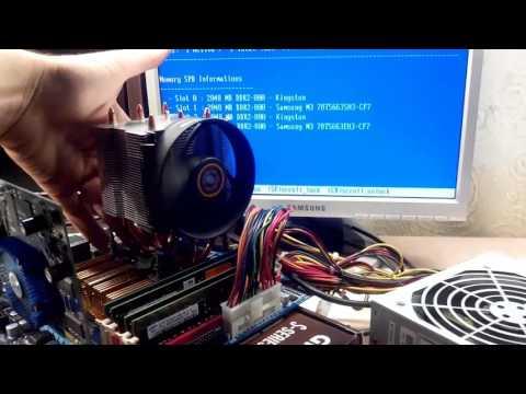 Как снизить шум компьютера или дружим 3х пиновый вентилятор с Pwm