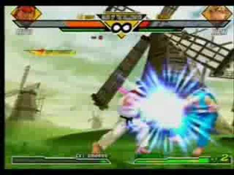 Capcom VS. SNK 2: Ryu vs. Ken