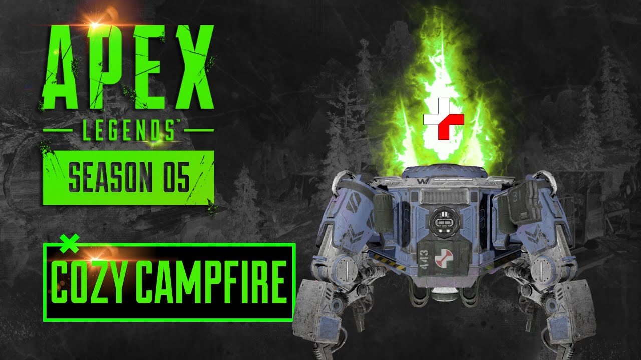 *NEW* Cozy Campfire 'LTM' Coming!!!! Apex Legends Season 5