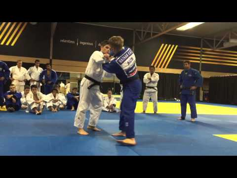 Grips to DOMINATE DRILL, By N.Katz,  All about JUDO