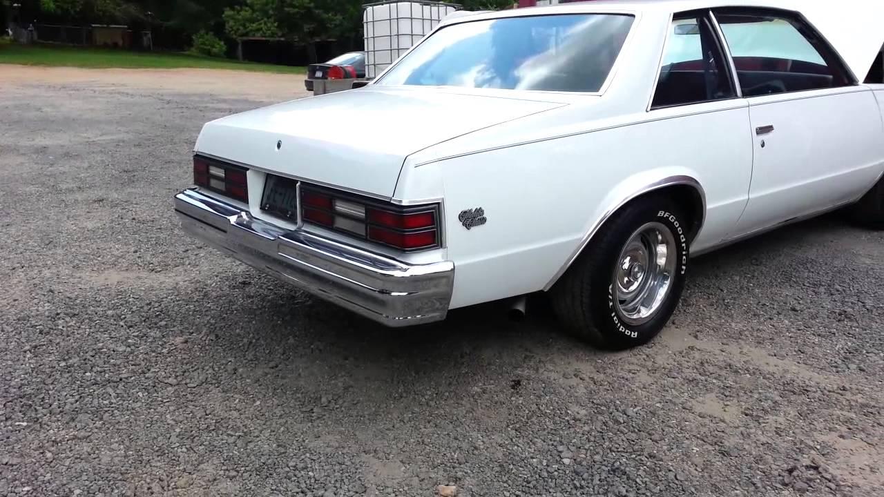 2013 Chevy Malibu For Sale >> 1984 Chevrlot Malibu - YouTube