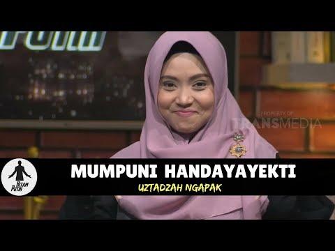 TANYA USTADZAH MUMPUNI HANDAYAYEKTI | HITAM PUTIH (15/05/18) 3-4
