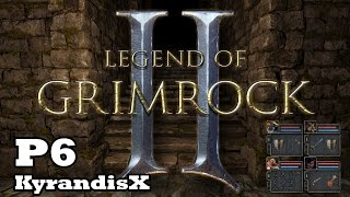 Legend of Grimrock 2 - HARD - P6: Finally out of that horrible place. Lots of Secrets found.