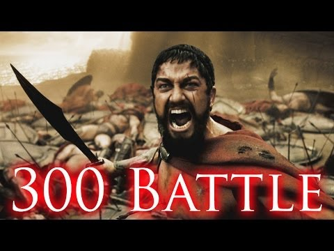 Total War: Rome 2 - Battle of the 300!