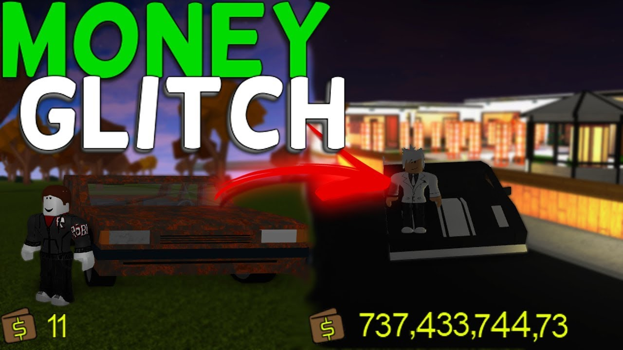 Roblox RoCitizens Money glitch (2018)(working) [Updated Cars]