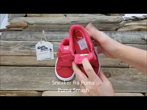 0bfff3d6e PUMA SMASH V2 SD V INF - YouTube