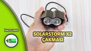 Solarstorm x2 Çakması Bisiklet Işığı İncelemesi Ebay.com