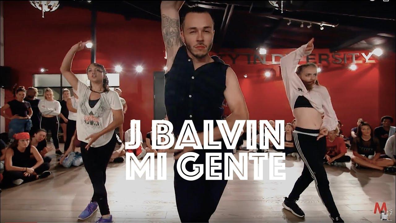 J Balvin - Mi Gente | Hamilton Evans Choreography