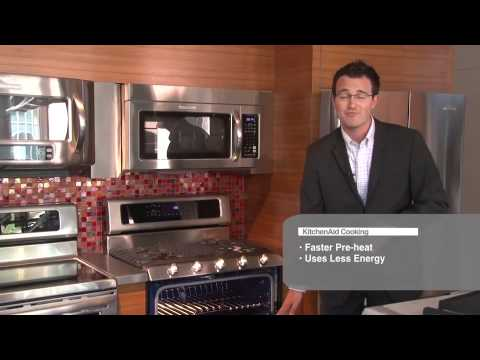 Kitchenaid Convection Microwave Over The Range kitchenaid dual fuel double oven range and over the range