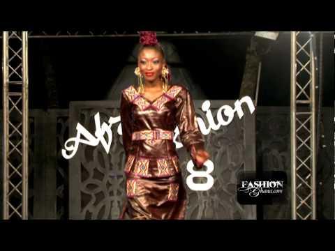 [HD] Maimour @ Afrik Fashion Show 2013, 8th Edition - Abidjan, Ivory Coast