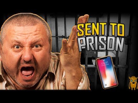 Prank Gets Russian Guy Locked up in Prison!