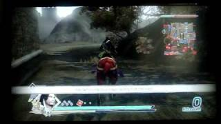 Dynasty Warriors 6-How to get Strong Weapons (PS3)-Zhuge Liang