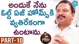 RP Patnaik Exclusive Interview Part #10   Frankly With TNR   Talking Movies With iDream