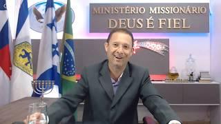 """2ª PARTE (Maio 2019) """"É TEMPO DE RENOVAR AS FORÇAS"""".Com o Profeta Missionário Marcelo Gomes."""