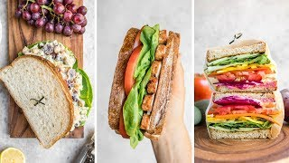 Vegan Sandwich Ideas for Back …