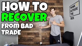 How To Recover From A Bad Trade | STEP-BY-STEP