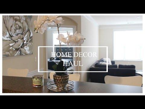 CHEAP Home Decor Haul 2018!!!!
