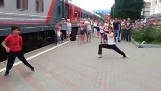 Осетия Владикавказ лезгинка
