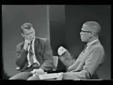 Malcolm X- U. of California Berkeley Interview Oct. 11, 1963
