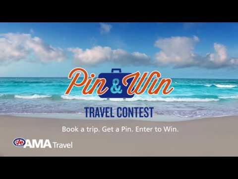Win A Free Trip | AMA Travel Contest