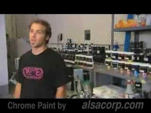 Ice Cube ft WC - Chrome & Paint