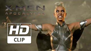 X-Men: Apocalypse | Storm | Official HD Clip 2016