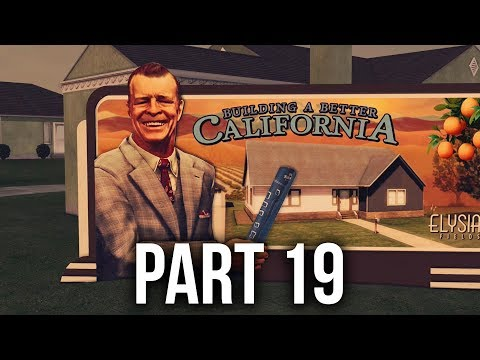 LA Noire Remastered Gameplay Walkthrough Part 19 - THE GAS MAN (First Arson Case)