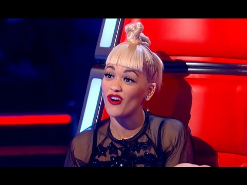 Stevie McCrorie  All I Want  Blind Audition  The Voice UK 2015