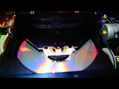 Acoustic Research CD-07 High End Compact Disc Player test