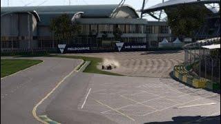 F1™ 2017 _ Pobando la demo. Excelente!!!