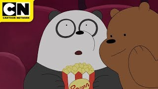 We Bare Bears: Panda Becomes a Germaphobe thumbnail