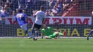 Il gol di Fernando - Sampdoria - Lazio 2-1 - Giornata 35 - Serie A TIM 2015/16