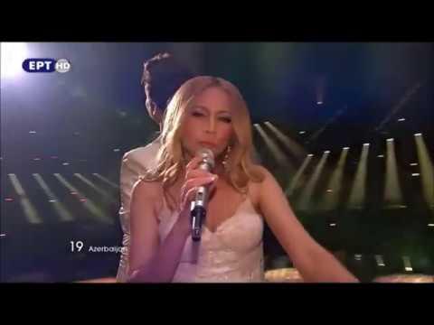 Eurovision 2011 Azerbaijan (Final), Ell & Nikki - Running Scared HD