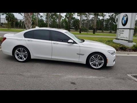 2015 BMW 7 Series Daytona, Palm Coast, Port Orange, Ormond Beach, FL DP4845T
