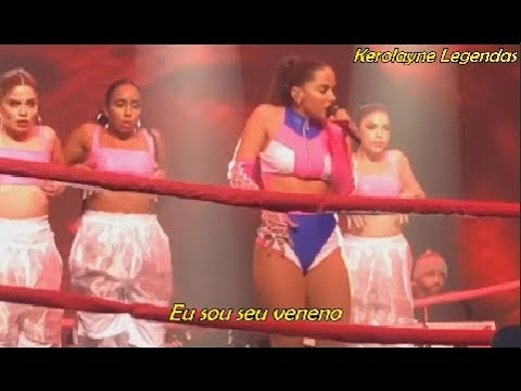 Anitta Performance &39;&39;Veneno&39;&39; COMBATCHY SP