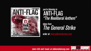 Anti-Flag - The Neoliberal Anthem (Official Audio)