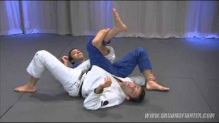 Ryan Hall Back Attacks - The Rolling Back Attack