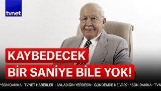 'Hazır olun ve yürüyün' - Erbakan'ın ağzından Kıbrıs Barış Harekatı!