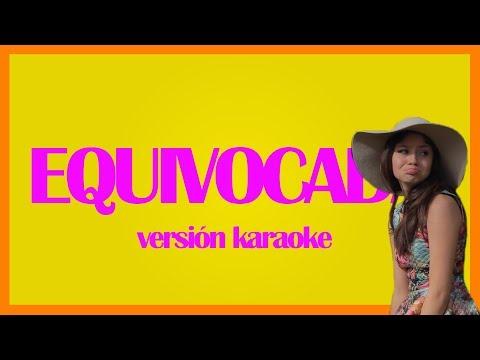 Karol Sevilla I #Karaoke I #KaraokeEquivocada