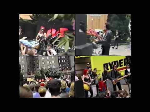 Lush Live in Union Square 1992 - Revisited