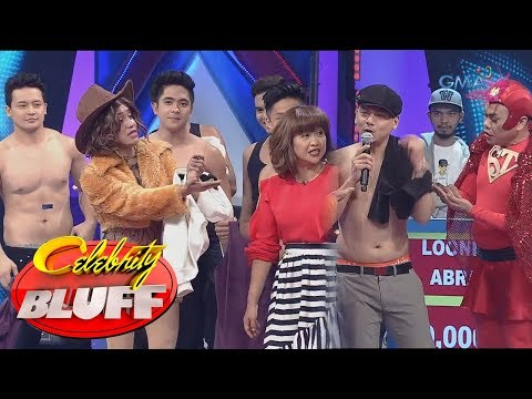 'Celebrity Bluff' Outtakes: One Up boys take it off! Mp3