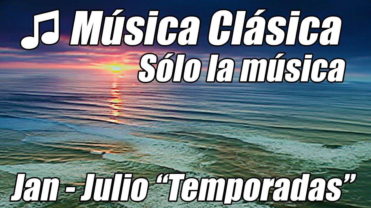 Musica clasica orquesta sinfonica para estudiar meditacion for Musica clasica para entrenar