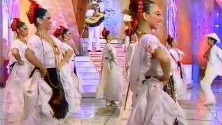 Le Grand Ballet de Mexico – Zapateado (La Chance aux Chansons)