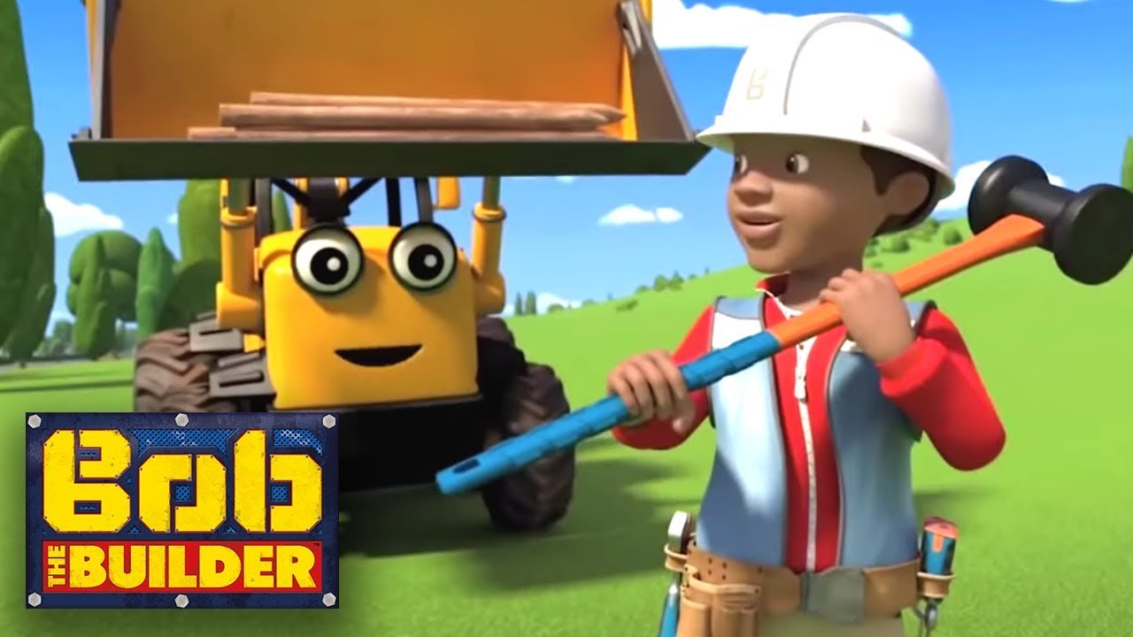 Leo and Scoop Hammer it Home 👷🏼 Full Episodes   Cartoons for Kids 👷🏼 Bob the Builder