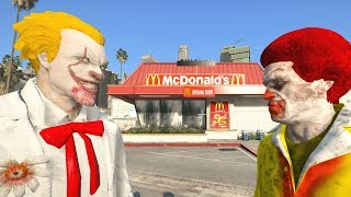 it eso vs ronald mcdonald l gta 5