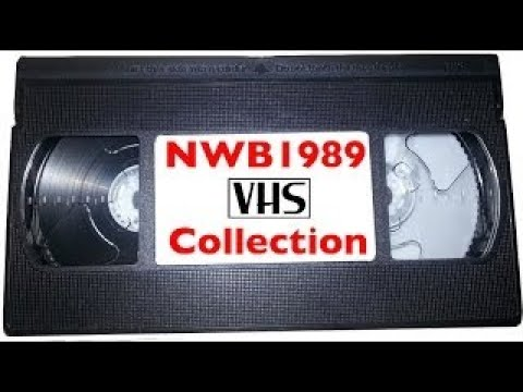 My Public Domain VHS & DVD Collection