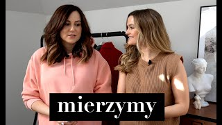 Mierzymy - Zara I Reserved I H&M I The Miracle Makers