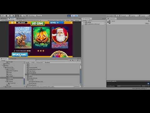 Slot Machine Unity3d